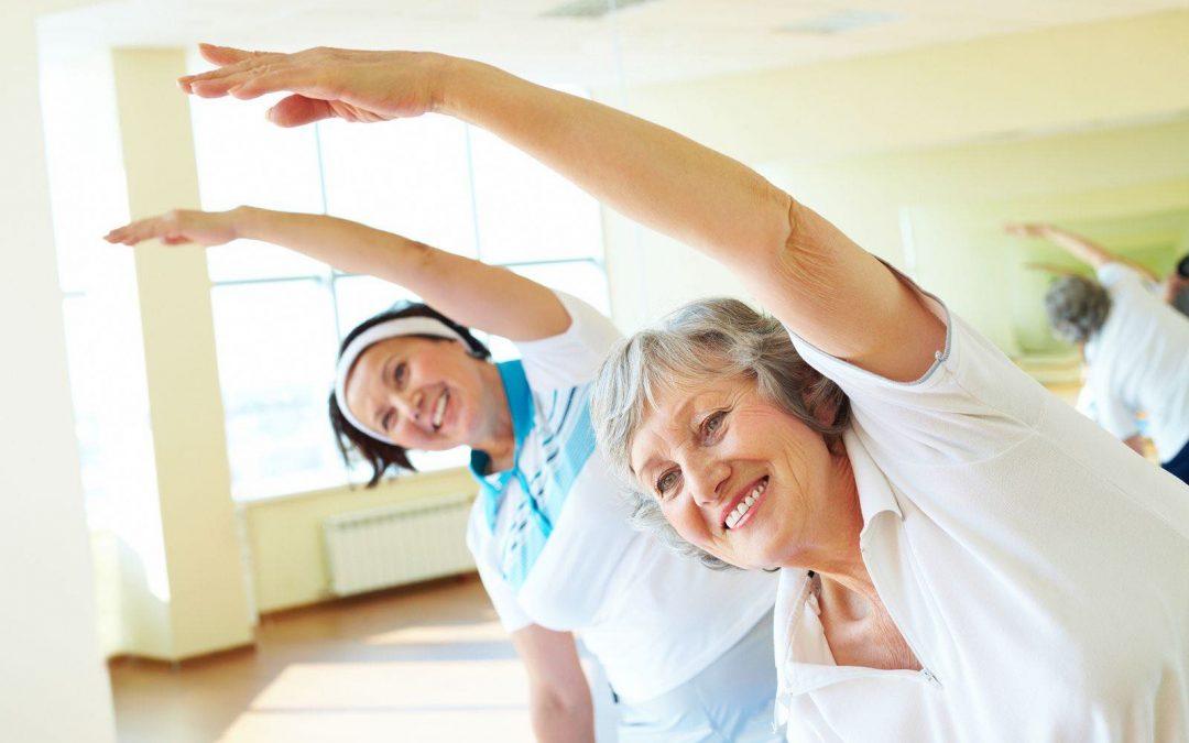Ejercicios recomendados para la osteoporosis