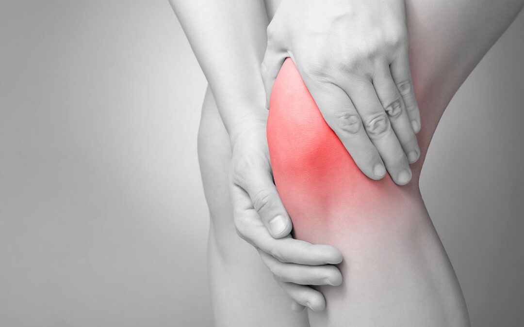 Degeneración del cartílago en la artrosis de rodilla
